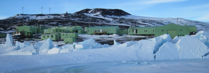 Antarctica - cool science in action