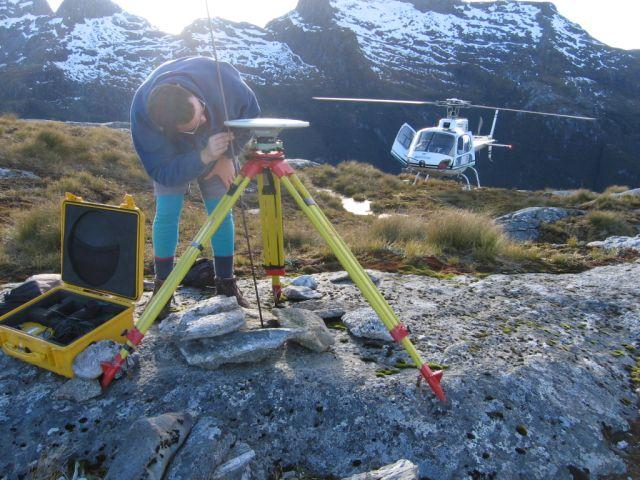 Surveying | LEARNZ