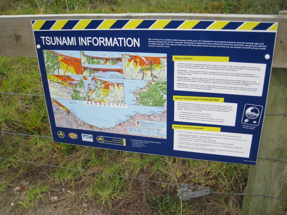 Tsunami learnz for Where do you go in an earthquake