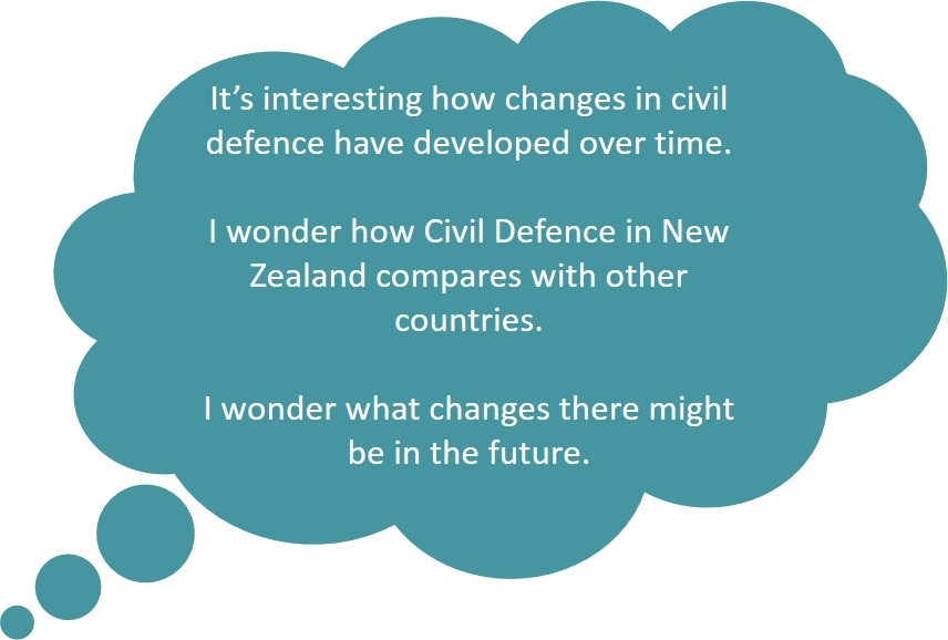 Civil Defence and Emergency Management | LEARNZ