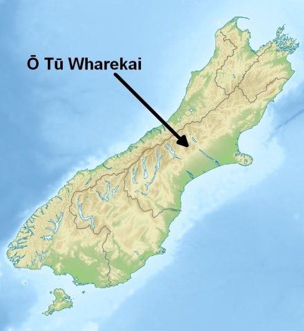 Journey to Ō Tū Wharekai, one of New Zealand's most precious freshwater wetland sites. Image: LEARNZ.