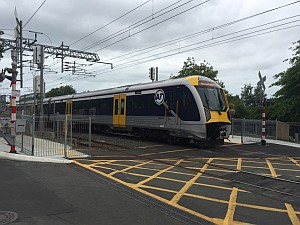Trains in New Zealand